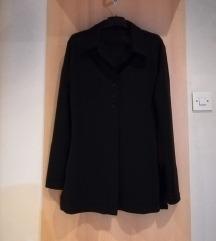 Daljša črna srajca