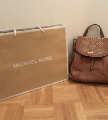 Michael Kors Riley backpack z etiketo