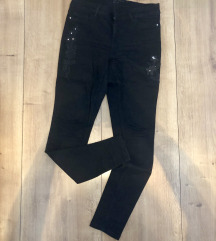 Orsay črne hlače