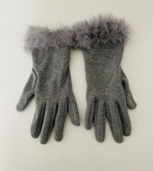 Sive rokavice