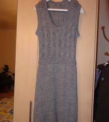 Pletena obleka