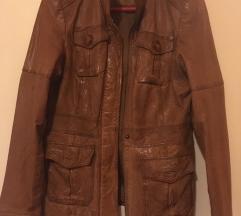 S oliver usnjena jakna