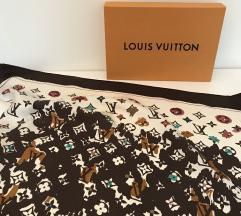 REZ. Louis Vuitton 100% svilena r. - mpc 430 evrov