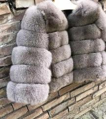 Znižane krznjene jaknice