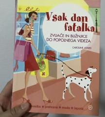 Knjiga Vsak dan fatalka