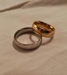 Komplet prstanov LOTR