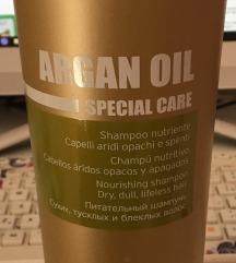 arganov šampon 1l