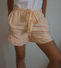 Kratke hlače s pasom, 34, neuporabljene
