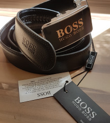 Hugo Boss Usnjen Moški Pas