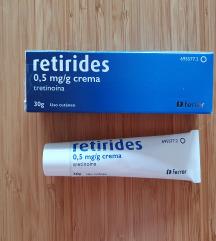 NOVA tretinoin krema 0.5 mg, 30 g
