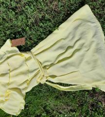 Rumena oblekca