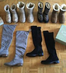 UGG in škornji overknee