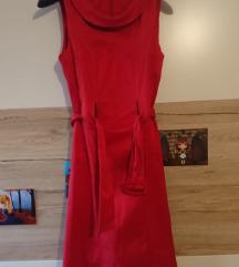 !!NOVO!! Rdeča obleka