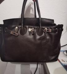 Temno rjava torbica