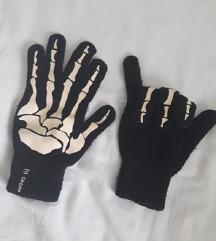 tople rokavice, ki se svetijo v temi