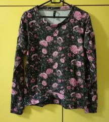 rožast pulover