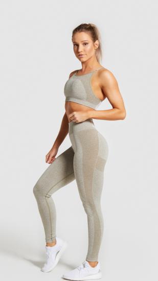 Gymshark Flex High Waisted Leggings & Bra