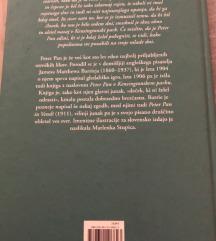 Knjiga peter pan