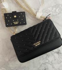 Victoria's Secret | Komplet torbica in denarnica