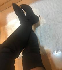 Overknee škornji