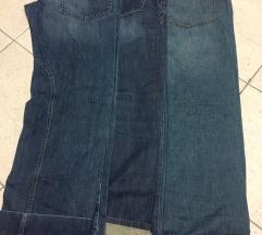 jeans moške