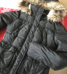 krajša topla bunda