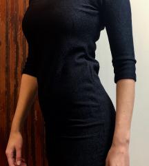 Pepe Jeans črna oblekica