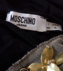 UGODNO !! cudovita original Moschino oblekica