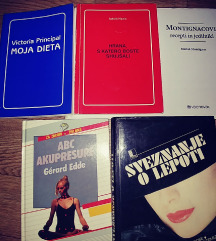 Knjige lepota, dieta, montignac