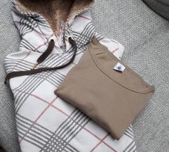 Majica s kapuco AHOODY + majica 164 / xs