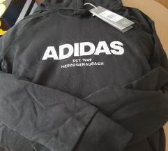 adidas nov hoodie/kapucar s/34