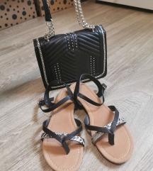 Sandali + torbica