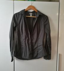 siva srajca H&M