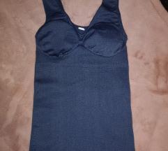 Nova elastična majica z modrčkom