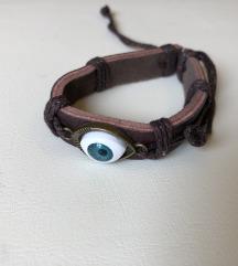 Zapestnica z očesom