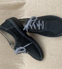 Nizki usnjeni čevlji st.38