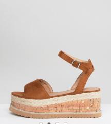 Boho Asos sandali