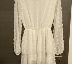 Bela oblekica tunika