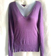 Vijoličen puloverček (s poštnino)