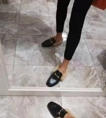 Čevlji s krznom