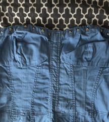 Oblekica na zadrgo XL