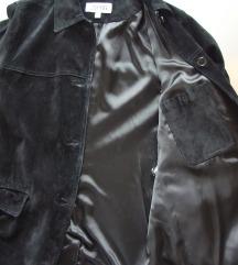 usnjena srajčna jakna Esprit