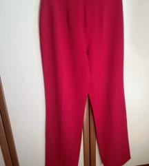 Ženske hlače, rdeče, M