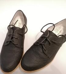 Črni čevlji 36