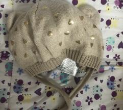 Nova kapa za novorojencka