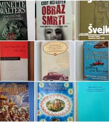 Knjige, romani
