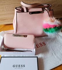 GUESS torbica + denarnica Britta