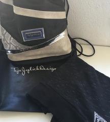 Teja Jeglich nahrbtnik + Guess pulover