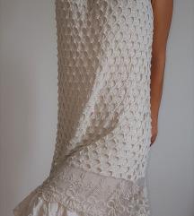 Lepa poletna mrežasta oblekica, XS/S