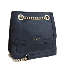 REZ. DKNY usnjena torbica- mpc 178 dolarjev